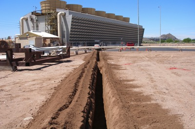 Trenching Only Contractor